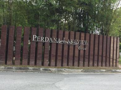 BIG Land BUNGALOW lot 72x139, Perdana Lakeview East, Cyberjaya