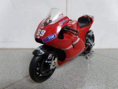 Automaxx 1:12 Ducati Motogp Nicky Hayden No.69