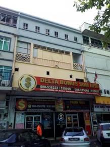 Jalan Pantai first floor facing Horizon HOtel