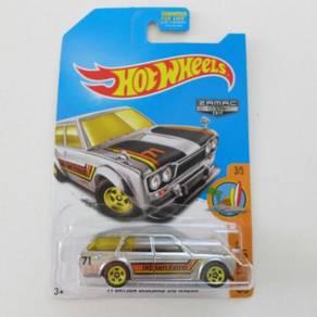 Hot Wheels Hotwheels Datsun 510 Wagon Zamac