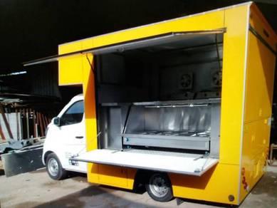 Mobile Food/Cafe/Truck Daihatsu Gran Max 2019
