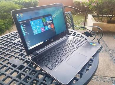 Laptop HP Pavilion core i7, 2GB Nvidia like new
