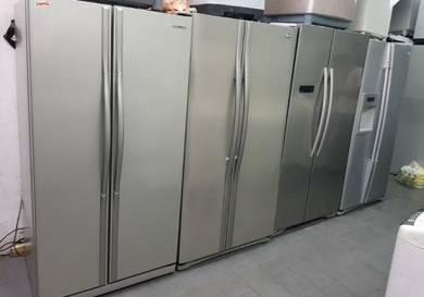 6 Unit for sale fridge side by side