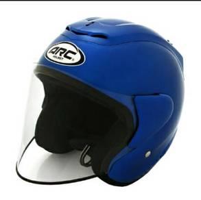 Helmet arc bru sebulan pakai ingin dlepaskn