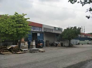 Puchong TPP Factory 2 Adjoining Unit 25x80sf