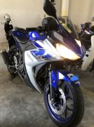 2016 Low mileage Yamaha YZF-R25