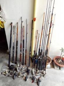 Fishing Rod & Fishing Reel