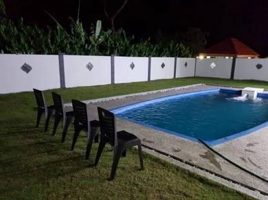 A New Famosa Villa 4 Bedroom Private Pool BBQ (01)