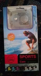 1080 Full HD Sports Camera