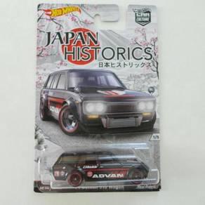 Hot Wheels Hotwheels Datsun Wagon Bluebird 510 JH