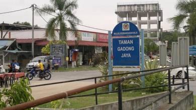 TAMAN GADONG JAYA - (1,300 sf) Freehold, Labu - Negeri Sembilan