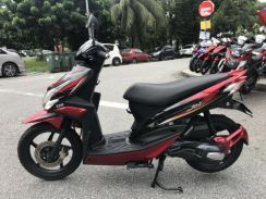 (USED) SYM Jetpower - 2013