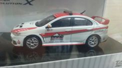 Tarmac Works Lancer Evo X Pikes Peak Safety Car