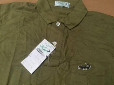 Crocodile shirt new with tag Original japan
