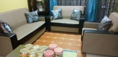 Set sofa 3+2+1 untuk dijual.