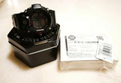 Casio Rangeman GW9400