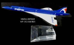 Air France Pepsi Concorde - Aircraft Model 25