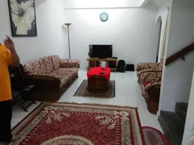 Cheras prima flat , full loan , near cheras jaya , level 1