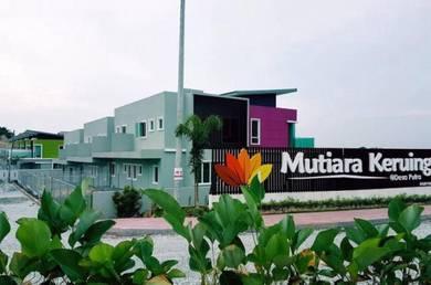 Rumah 2 Tingkat Corner Tm Mutiara Keruing Desa Putra Sg Merab Bangi