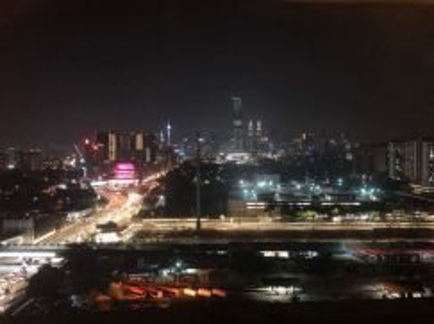 MH Hotel, Cempaka apartment Hotel, PGRM taman maluri, KL - F/F