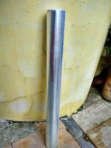 Heat Reflect Aluminium Foil 1.22m (W) x 45m (L)