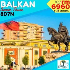 Balkans Series Tour