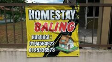Homestay baling