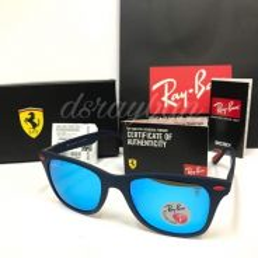 Original Ray Ban Ferrari Liteforce RB4195 F604/HO