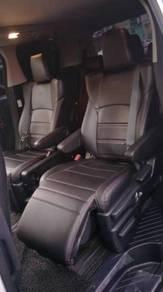 Toyota vellfire alphard 30 semi leather seat cover