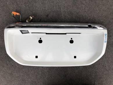 Rear Bonet Lining Chrome Camera Toyota Ipsum SXM10
