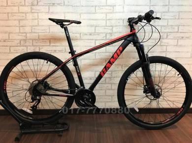 NEW CAMP MTB Bicycle 27SPEED 13KG BIKE SHIMANO