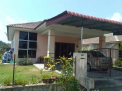 HOUSE FOR SALE - price negotiable, Tronoh