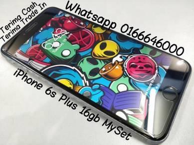 IPhone -6s- Plus 16gb MySet