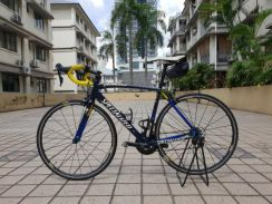 Specialized Allez + Mavic Ksyrium Elite Wheelset