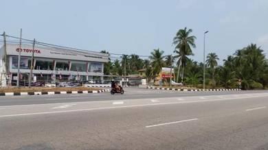 60x200ft Vacant Land Main Road Frontage Kuala Selangor