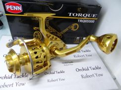 PENN TORQUE TQRII 5500 GOLD fishing pancing reel