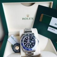 ROLEX GMT Master II 116710 BLNR Batman - BRAND NEW