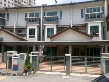 2.5 Sty Mid Terrace House, Taman Perai Utama, Prai Tropika, Perai