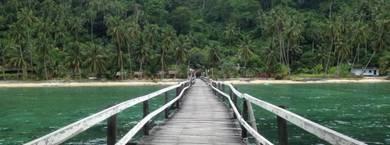 AMI Travel | Sebukang Bay Resort Pulau Aur 3D2N