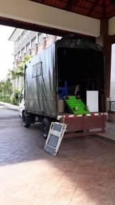 Transport lori sewa Sri Kembangan