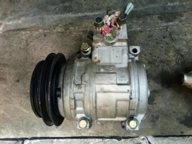 Compressor aircond proton saga iswara