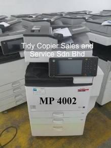 Machine photocopier b/w mp4002