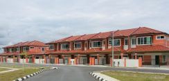 Double Storey Terrace Intermediate at Uni Garden, Kota Samarahan