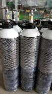 Medical oxygen 10 litre seamless steel(top entry)