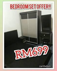 Bedroom set offer #4100