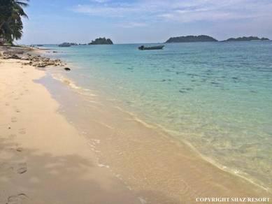 AMI Travel | Holiday at Shaz Resort Pulau Tinggi
