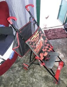 Travel stroller