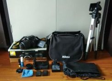Nikon D5200 Complate Set