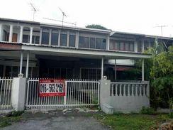 Ipoh Garden Double Storey House For Sale