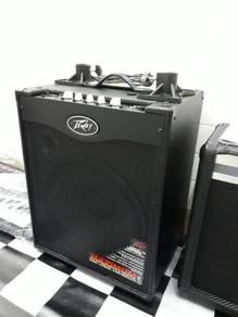 Peavey MAX115 300 Bass Guitar Amp - 300W